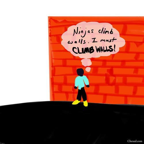 Climb Walls