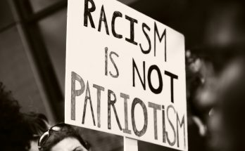 Racism is not Patriotism