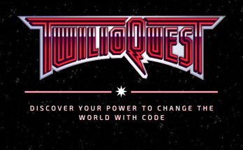 Twilio Quest game